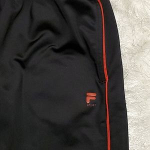 Kids Fila Track Pants - $13 - sz 8